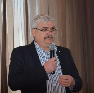 Emil Popa-Presedinte PSD Calafat 2013